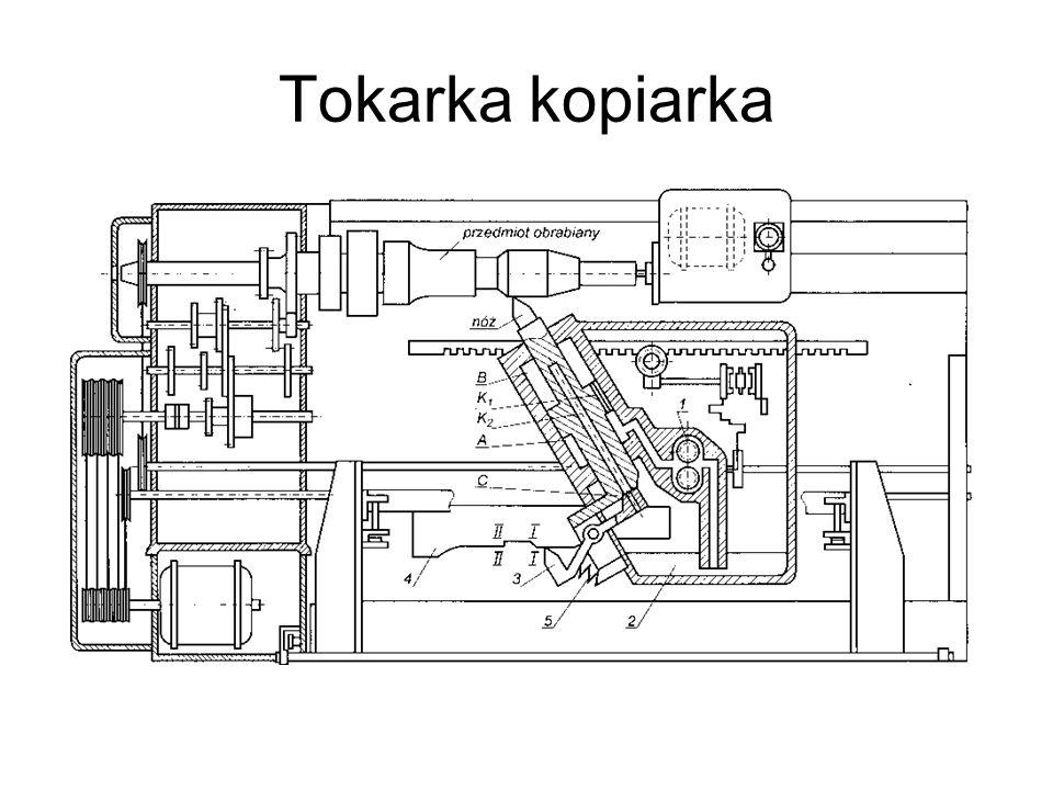Tokarka kopiarka