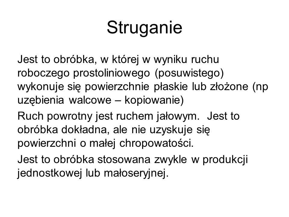 Struganie