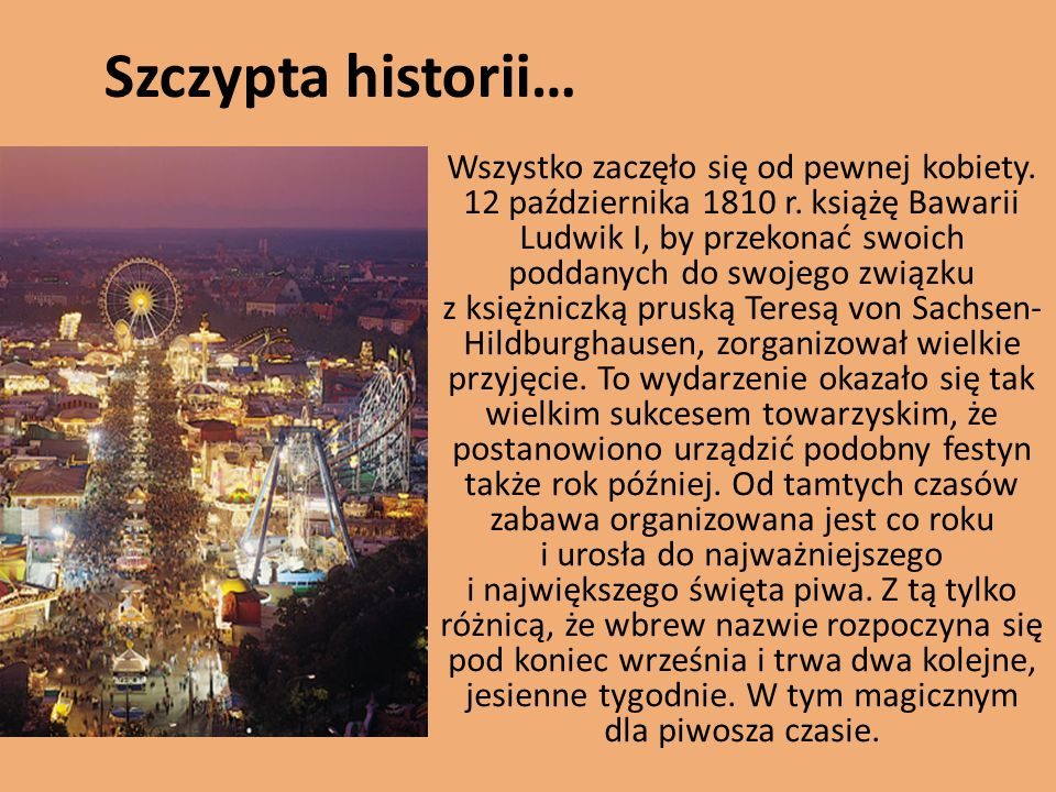 Szczypta historii…
