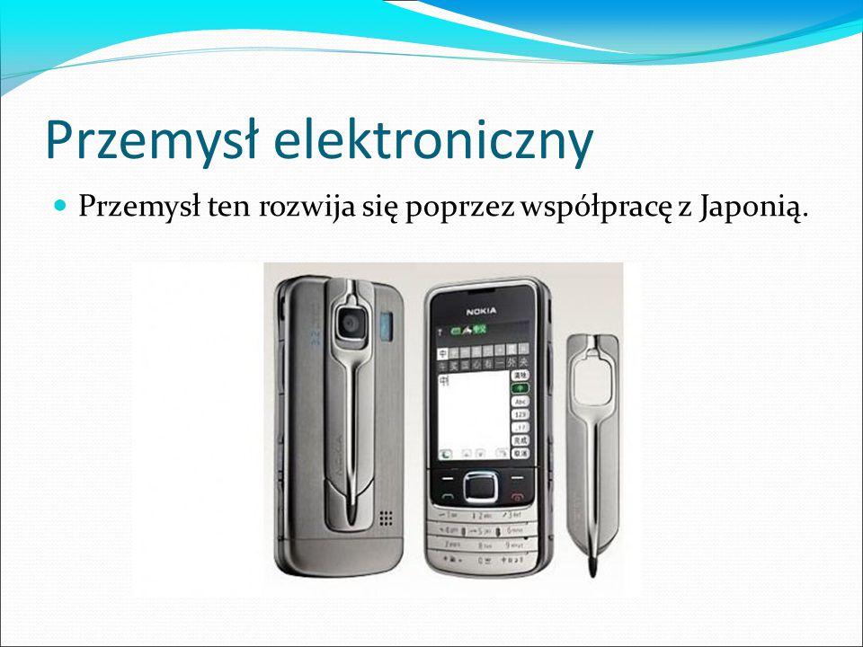 Przemysł elektroniczny