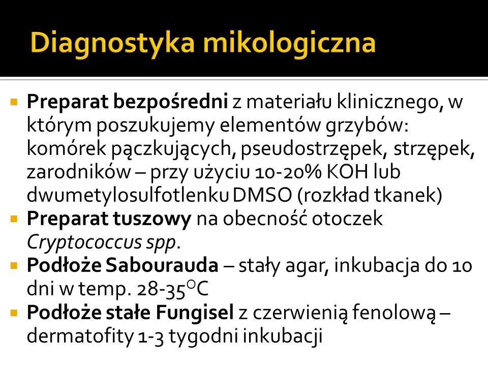 Diagnostyka mikologiczna