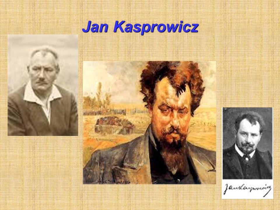 Jan Kasprowicz