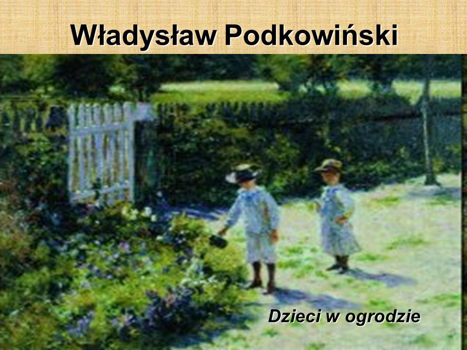 Władysław Podkowiński