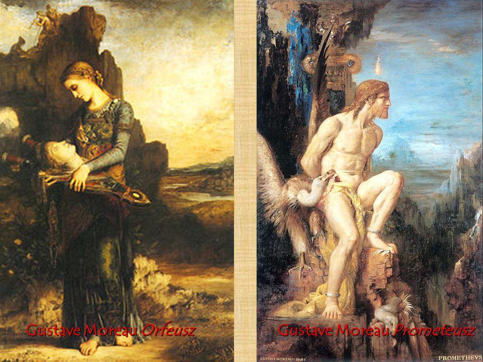 Gustave Moreau Prometeusz