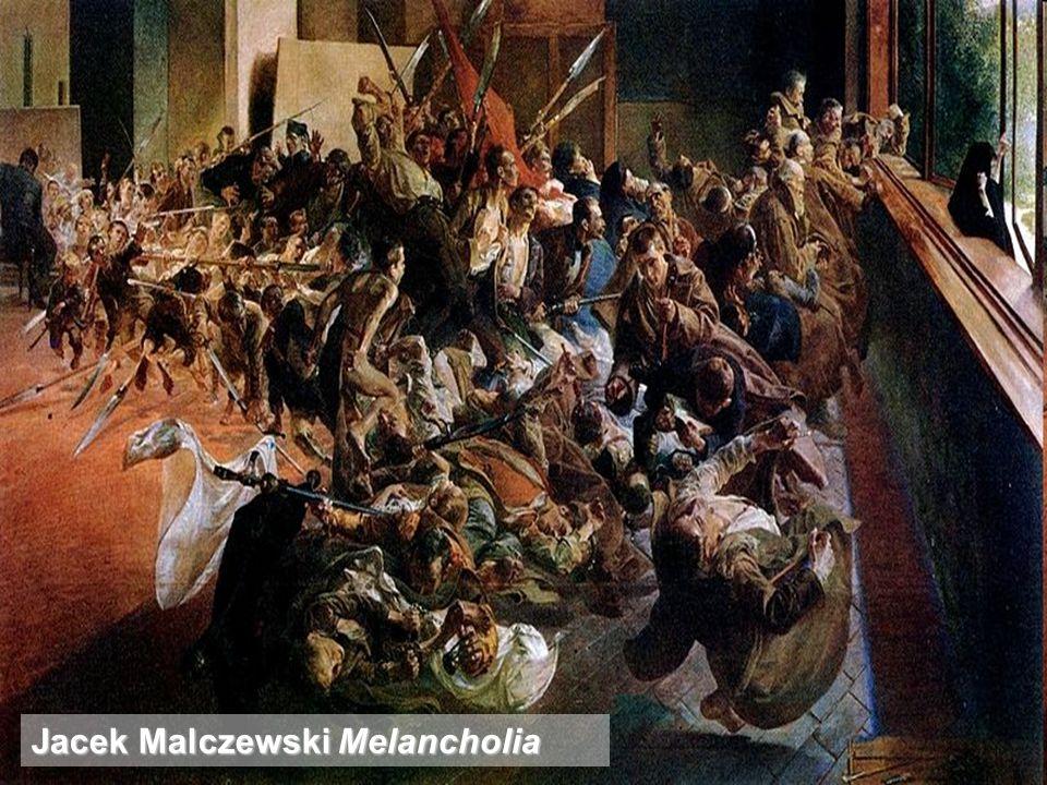 Jacek Malczewski Melancholia