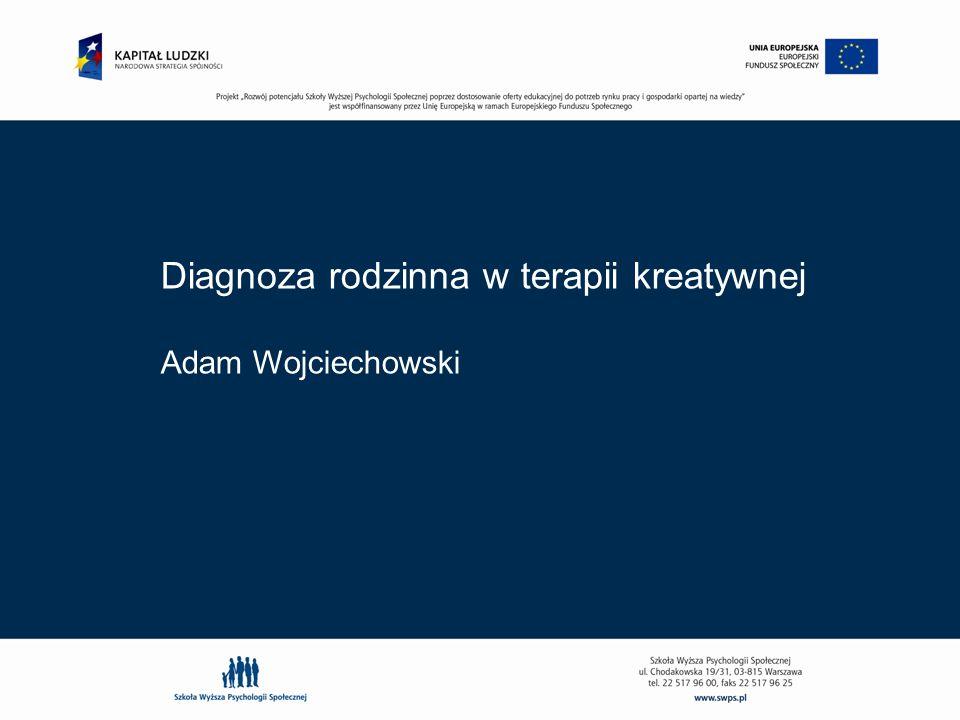 Diagnoza rodzinna w terapii kreatywnej