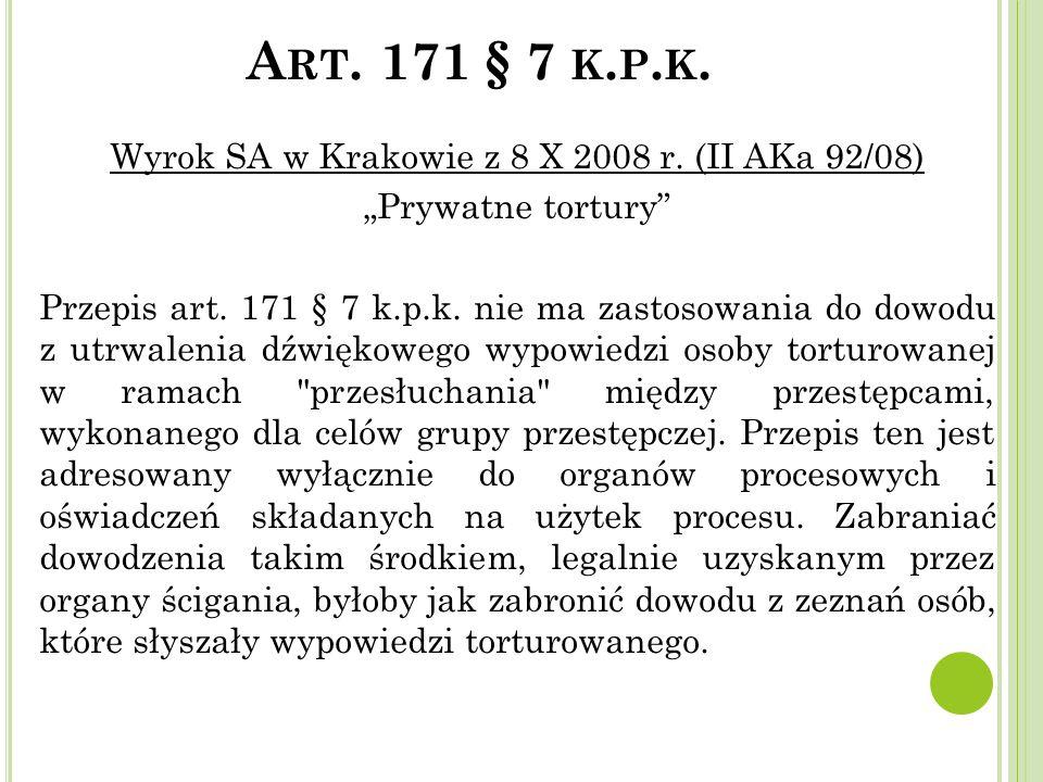 Art. 171 § 7 k.p.k.