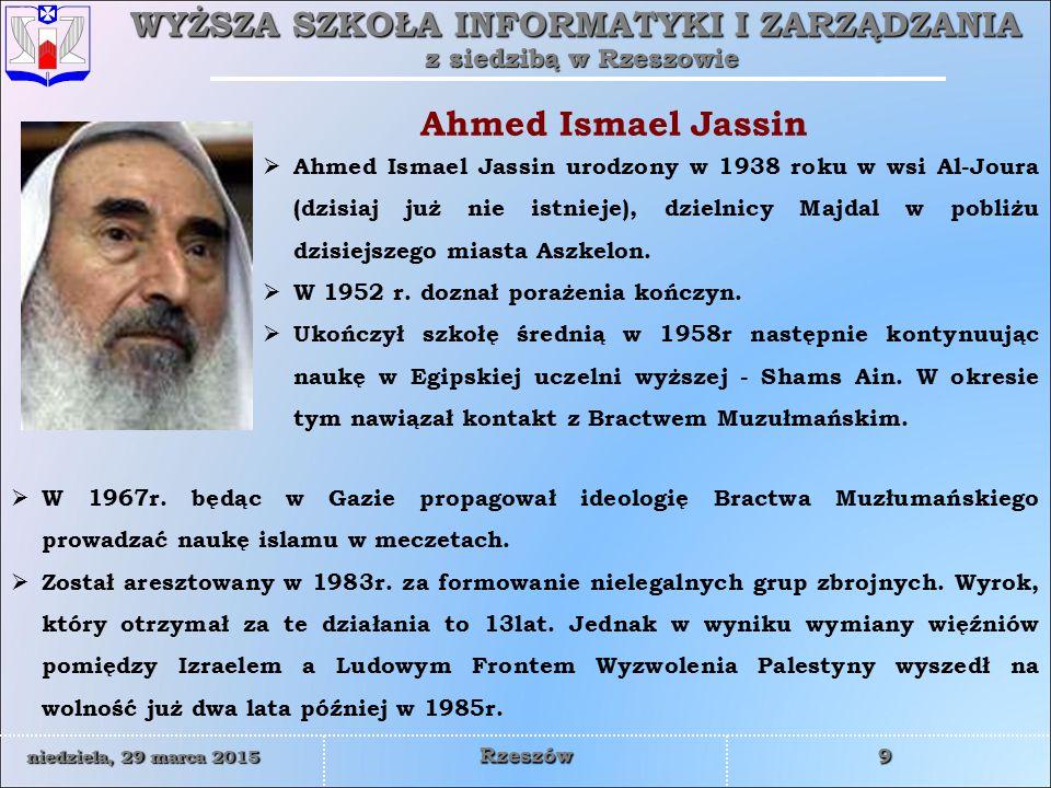 Ahmed Ismael Jassin