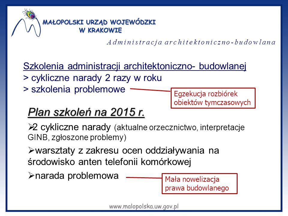 Administracja architektoniczno-budowlana