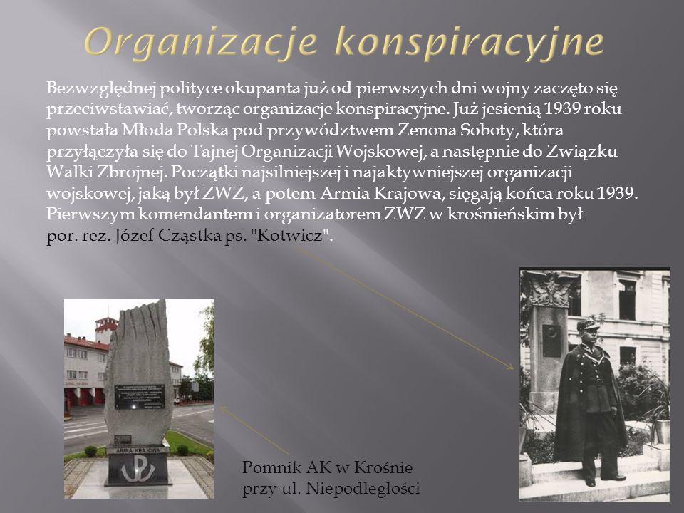 Organizacje konspiracyjne