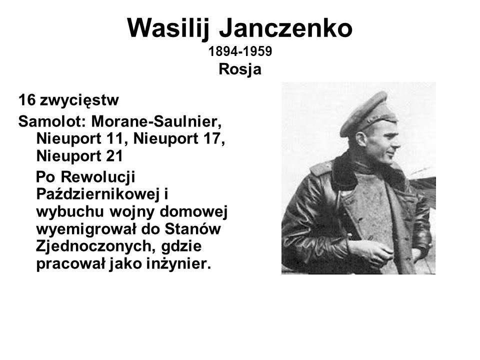 Wasilij Janczenko 1894-1959 Rosja