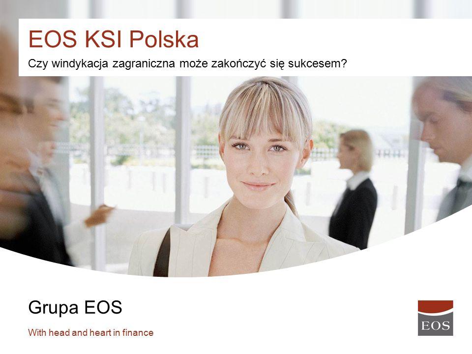 EOS KSI Polska Grupa EOS