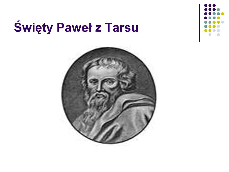Święty Paweł z Tarsu