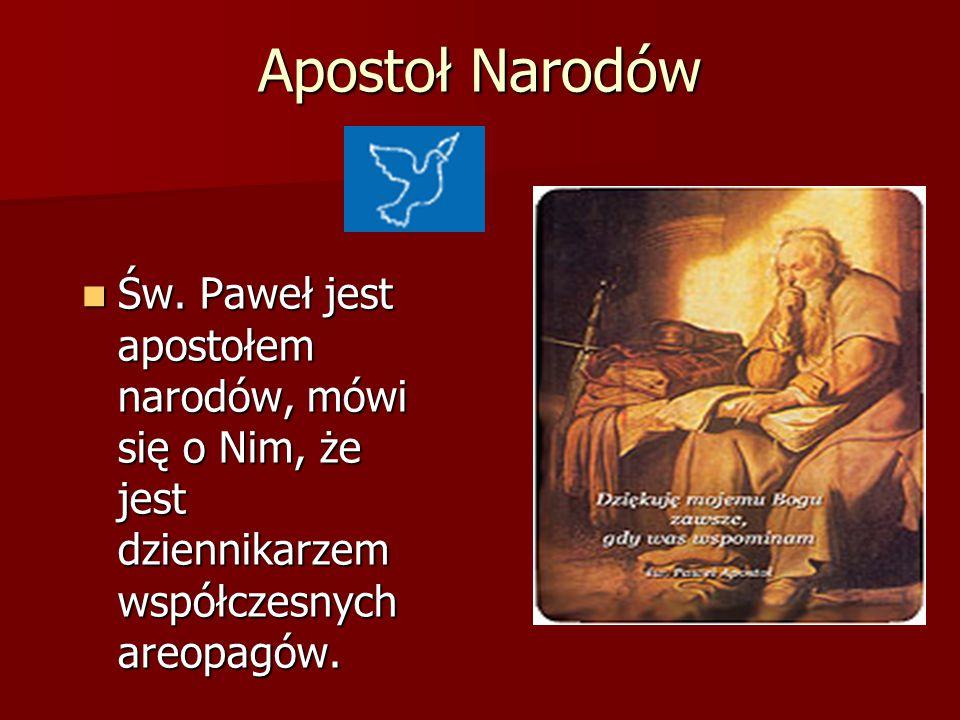 Apostoł Narodów Św.