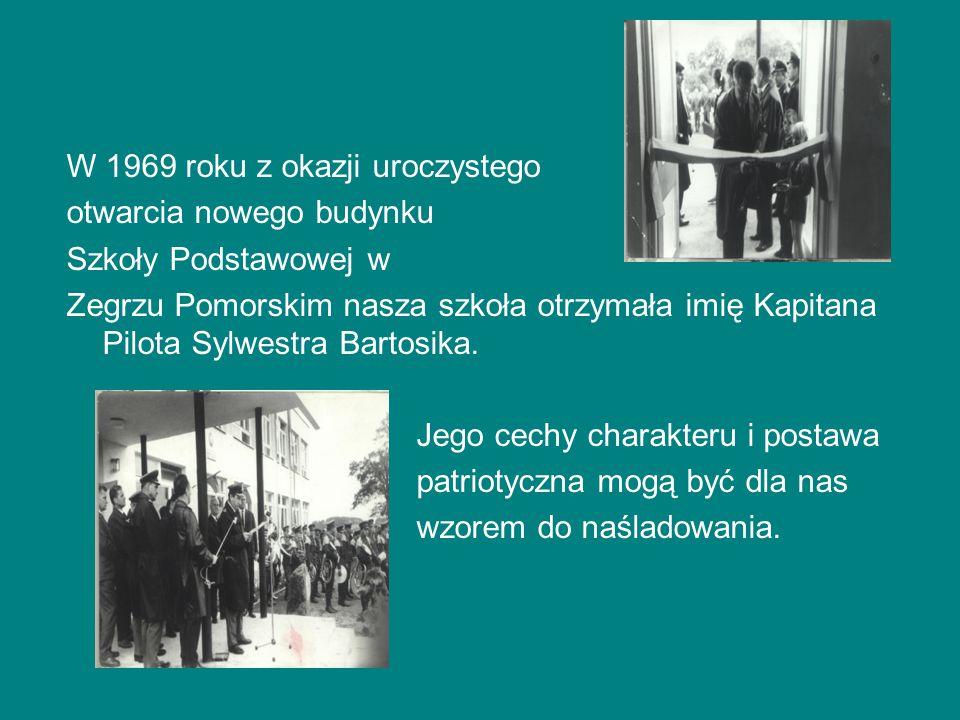 W 1969 roku z okazji uroczystego
