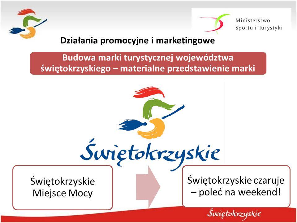 Działania promocyjne i marketingowe