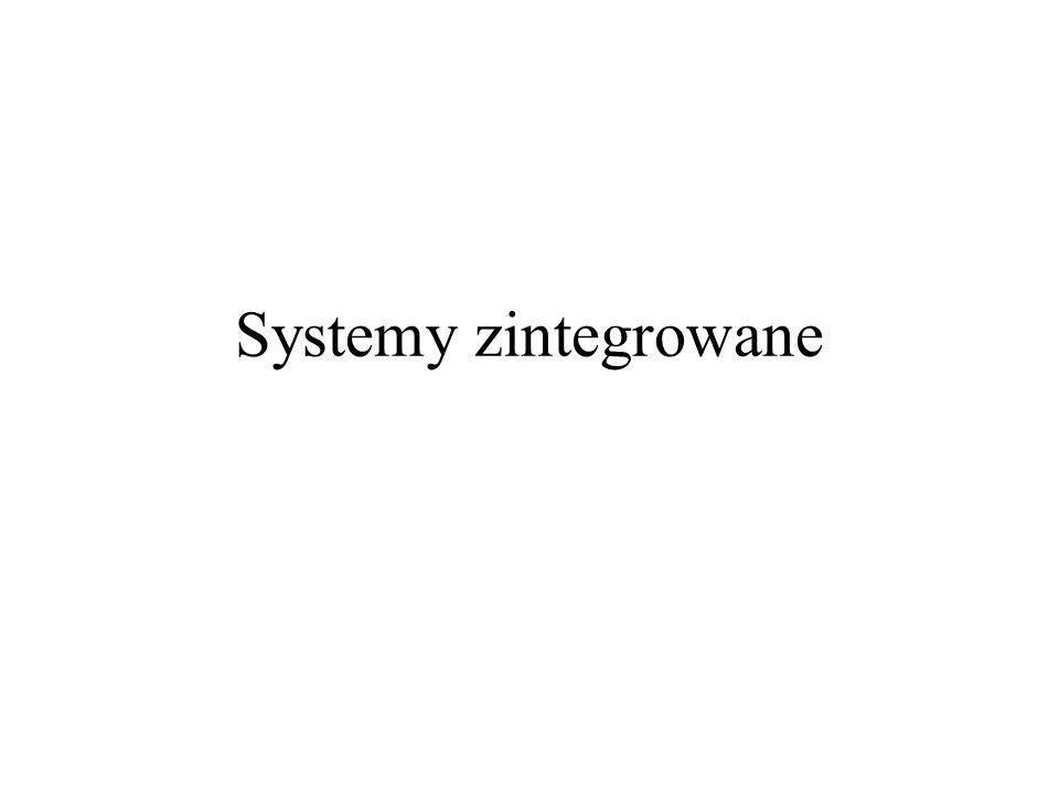 Systemy zintegrowane