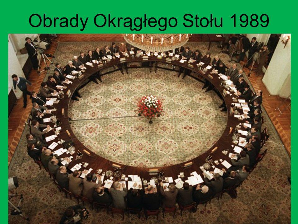 Obrady Okrągłego Stołu 1989