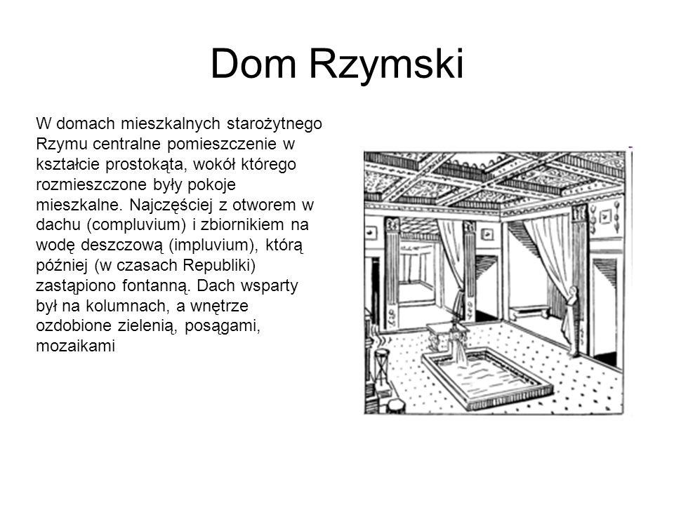 Dom Rzymski