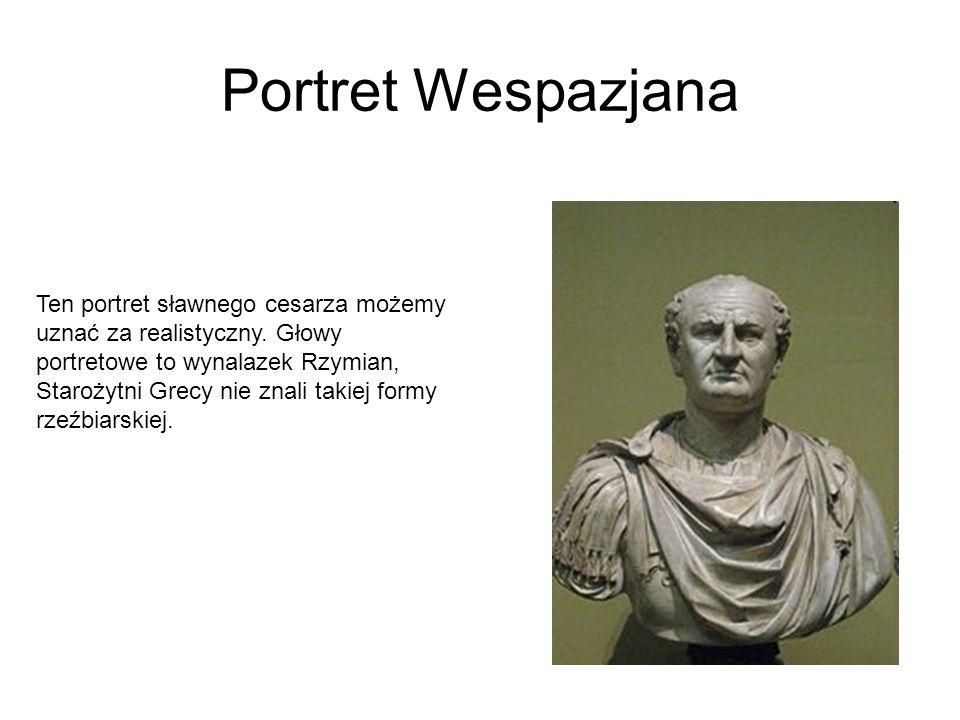 Portret Wespazjana