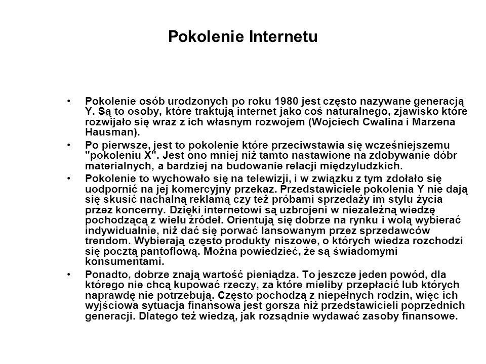 Pokolenie Internetu