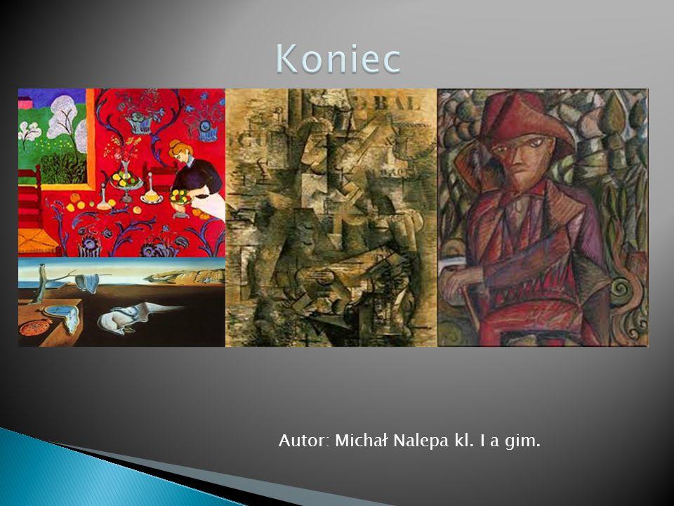 Koniec Autor: Michał Nalepa kl. I a gim.