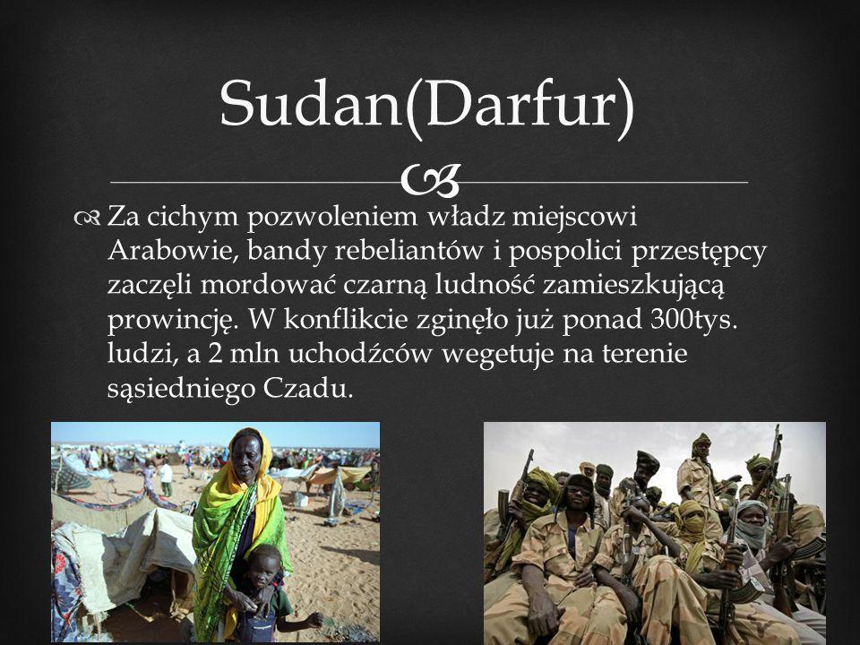 Sudan(Darfur)