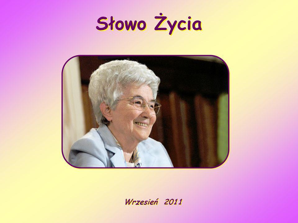 Słowo Życia Wrzesień 2011