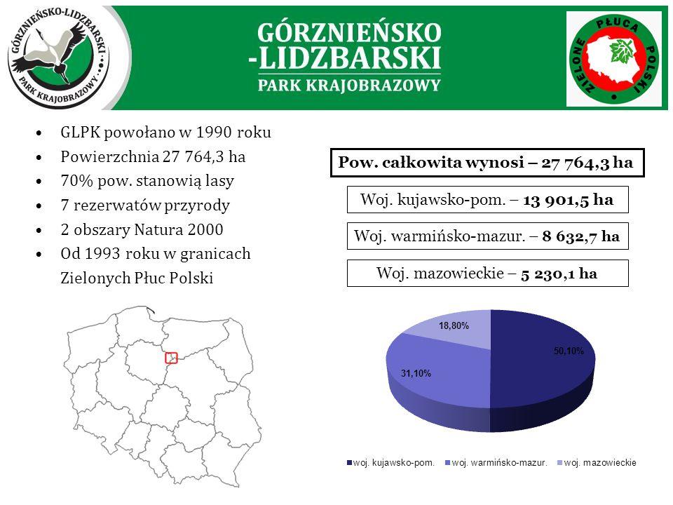 Woj. warmińsko-mazur. – 8 632,7 ha