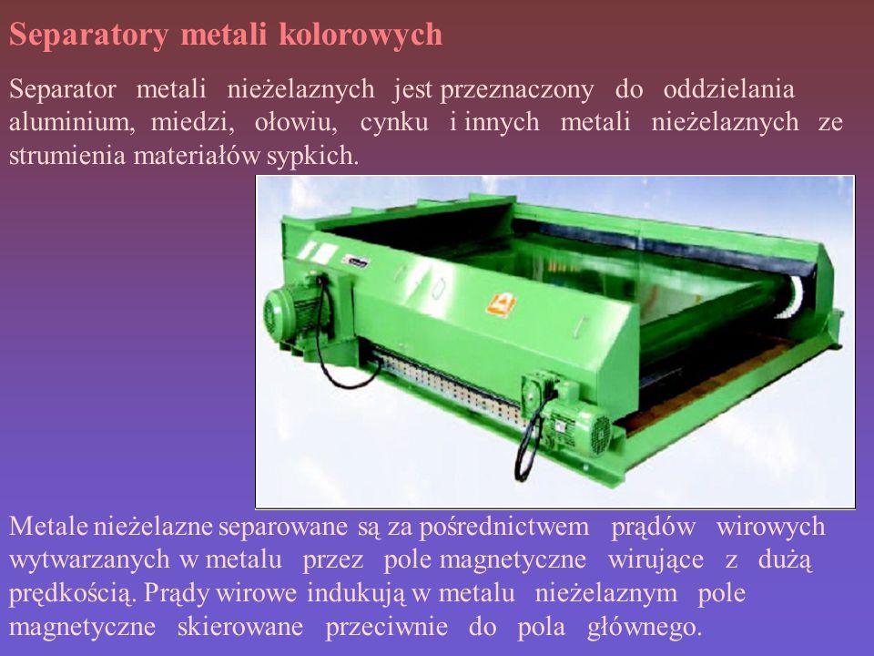 Separatory metali kolorowych