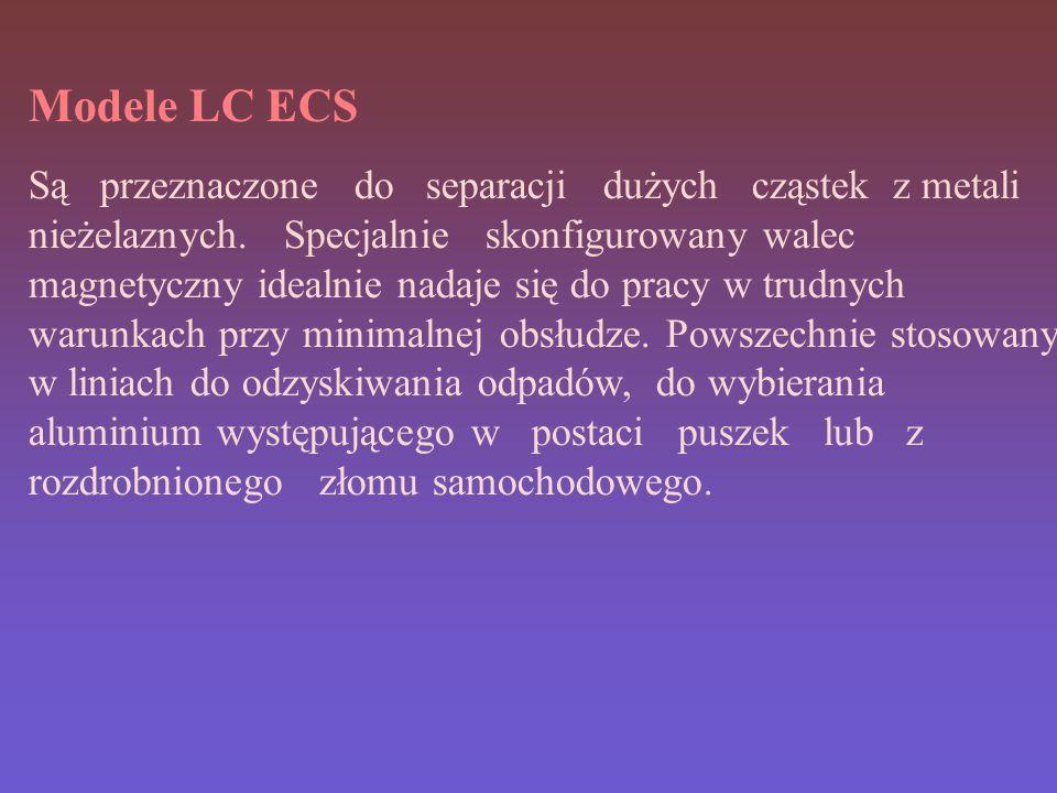 Modele LC ECS