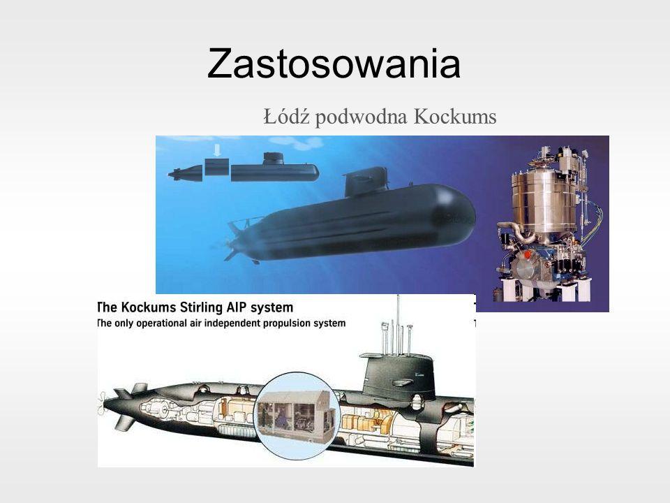 Zastosowania Łódź podwodna Kockums