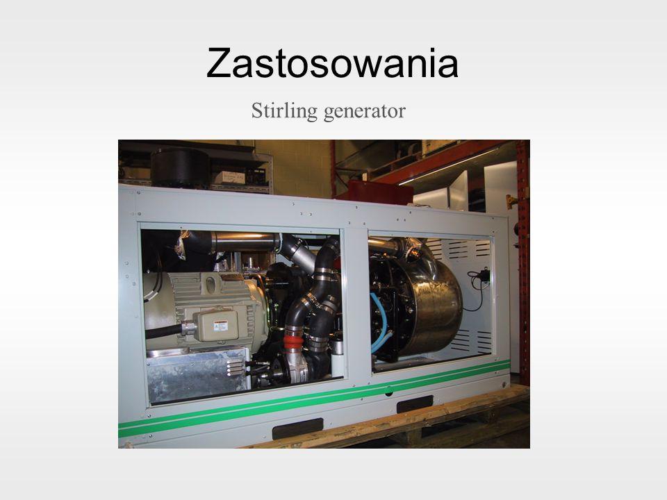 Zastosowania Stirling generator