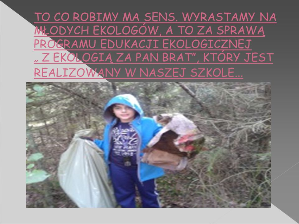 TO CO ROBIMY MA SENS.