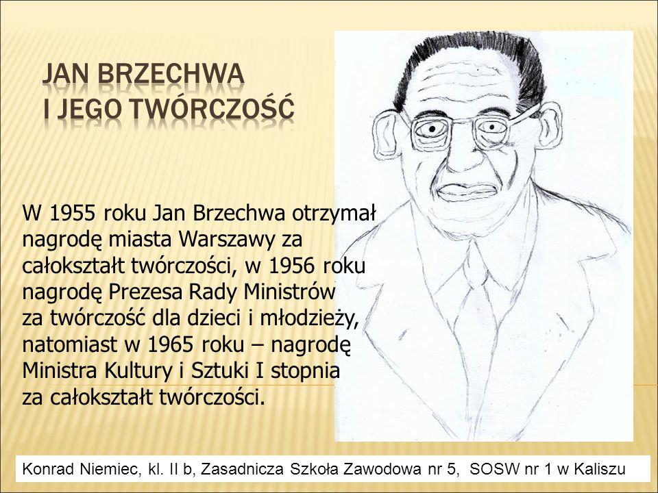 Jan Brzechwa i jego twórczość