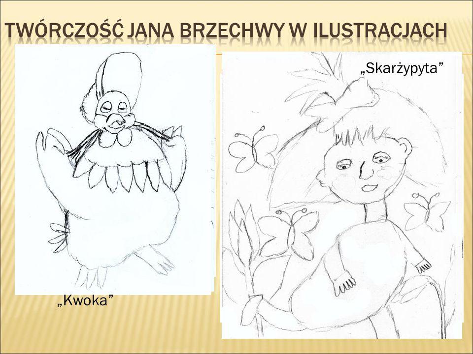 Twórczość Jana Brzechwy w ilustracjach