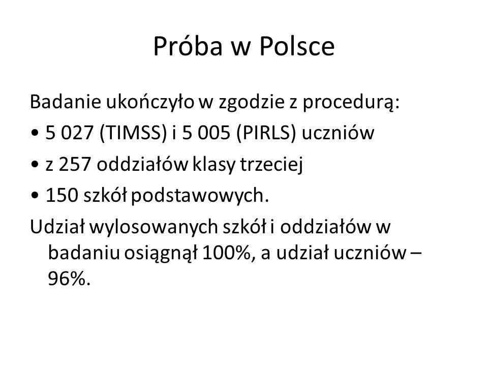 Próba w Polsce