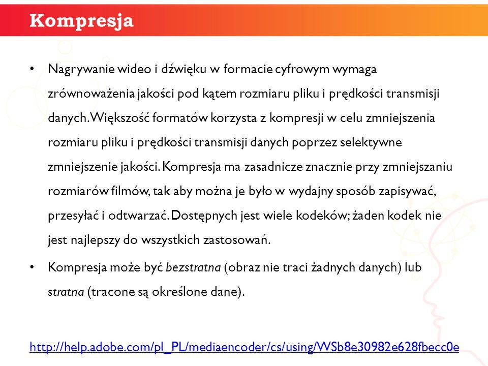 Kompresja