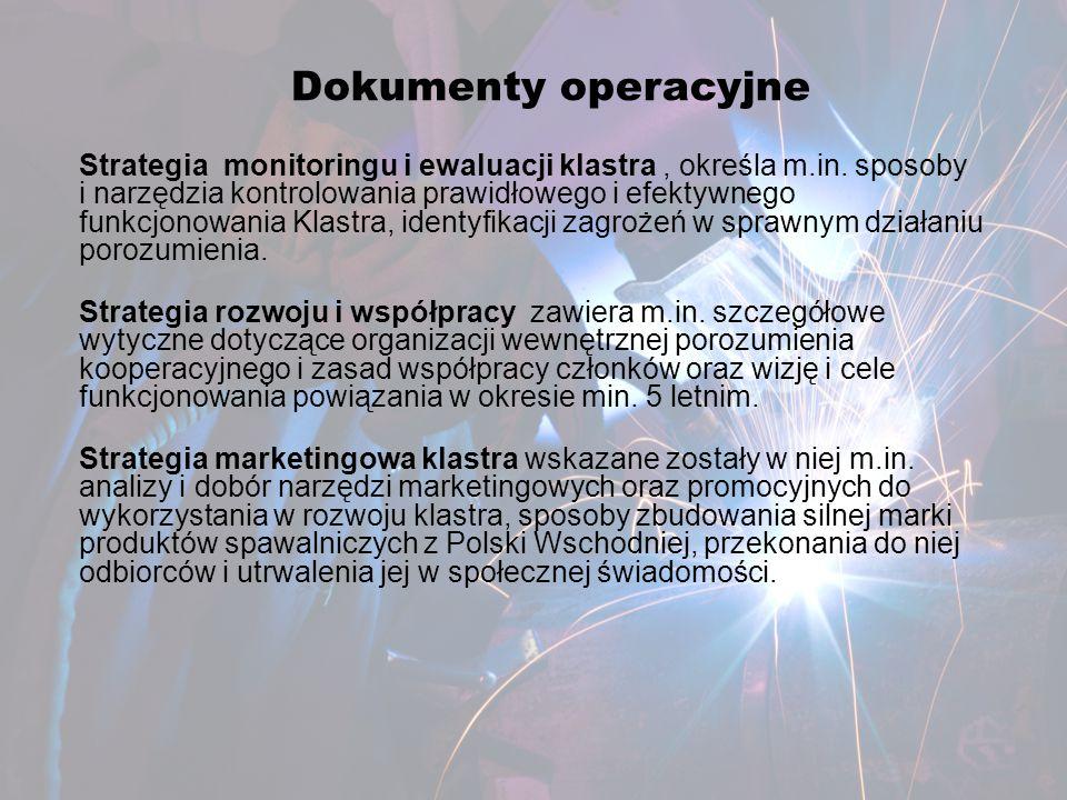 Dokumenty operacyjne