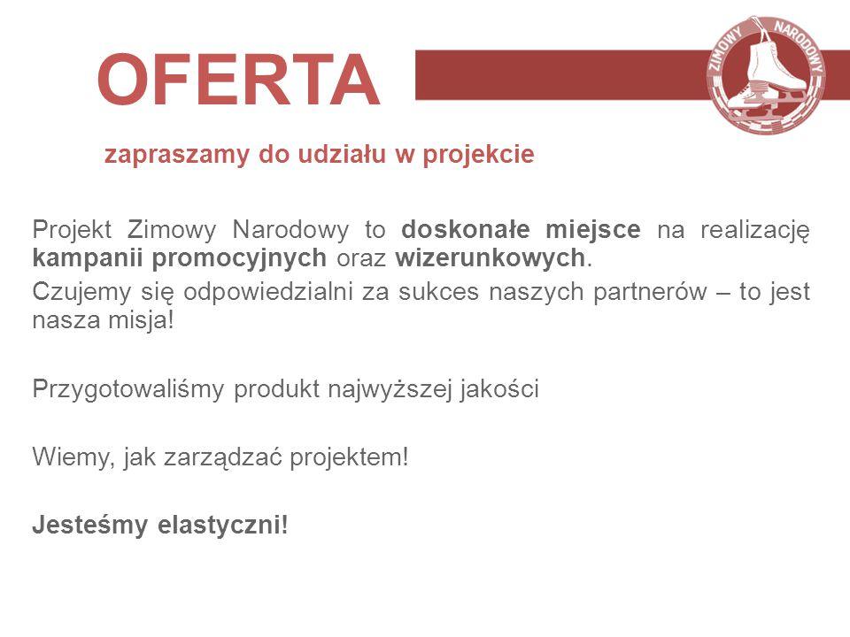 OFERTA zapraszamy do udziału w projekcie