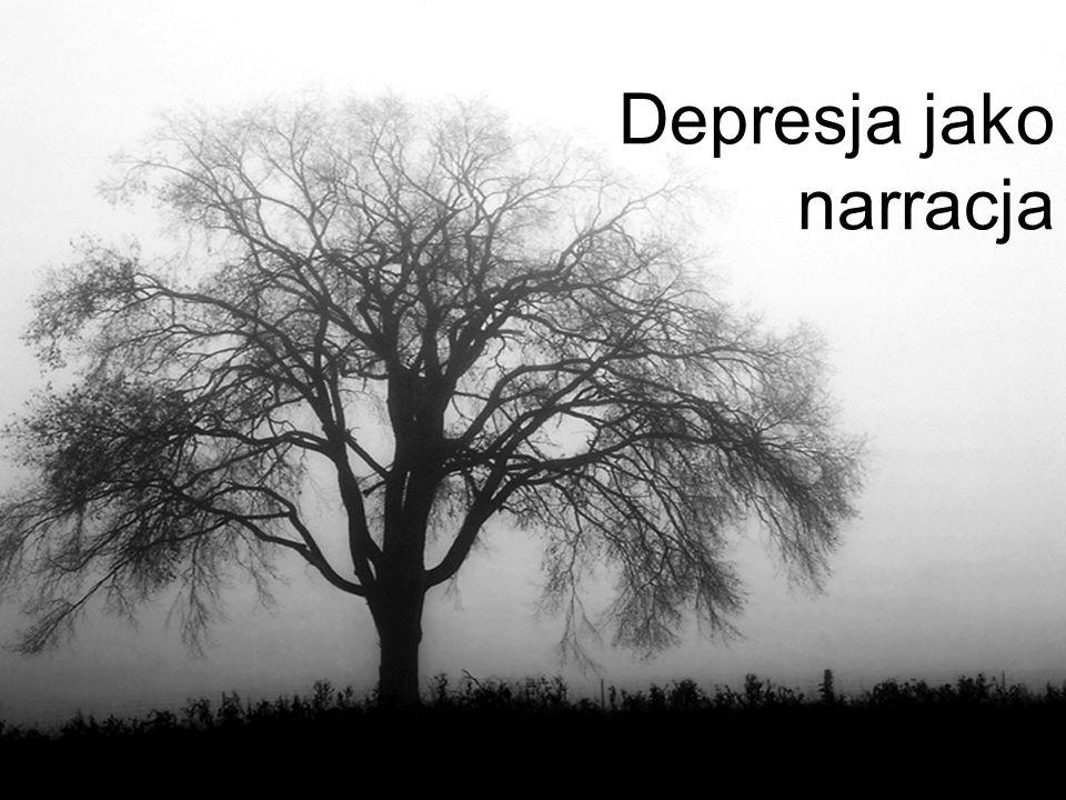 Depresja jako narracja