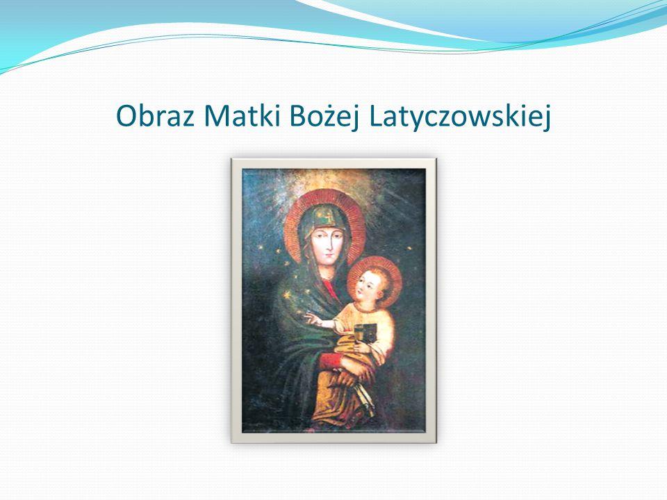Obraz Matki Bożej Latyczowskiej