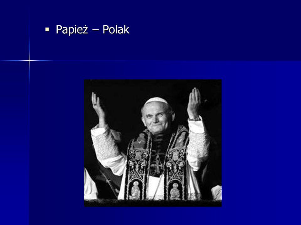 Papież – Polak
