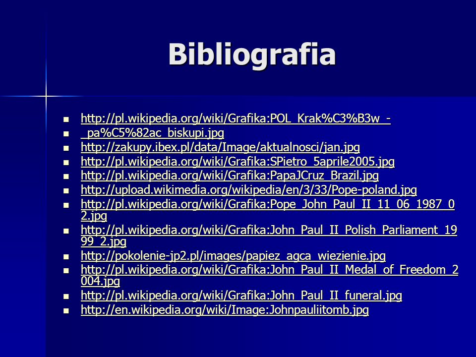 Bibliografia http://pl.wikipedia.org/wiki/Grafika:POL_Krak%C3%B3w_-