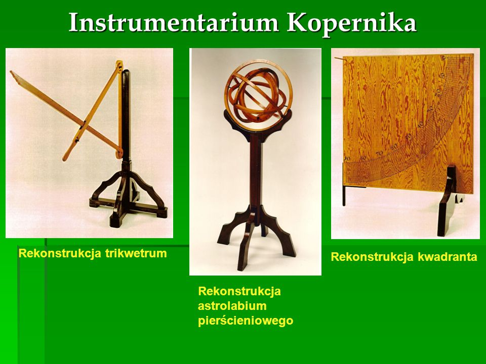 Instrumentarium Kopernika