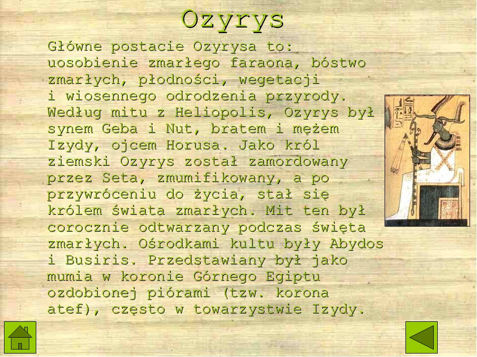 Ozyrys