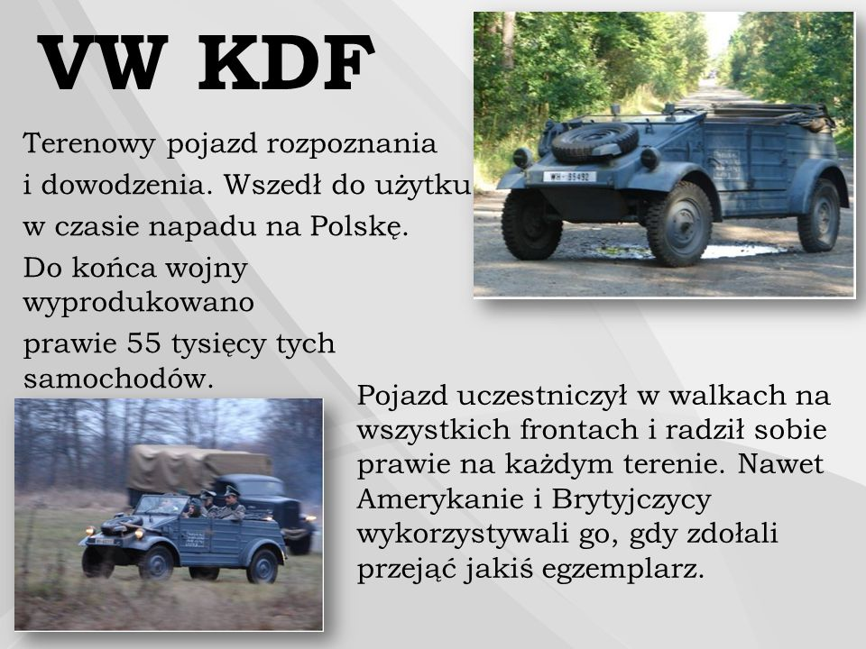VW KDF