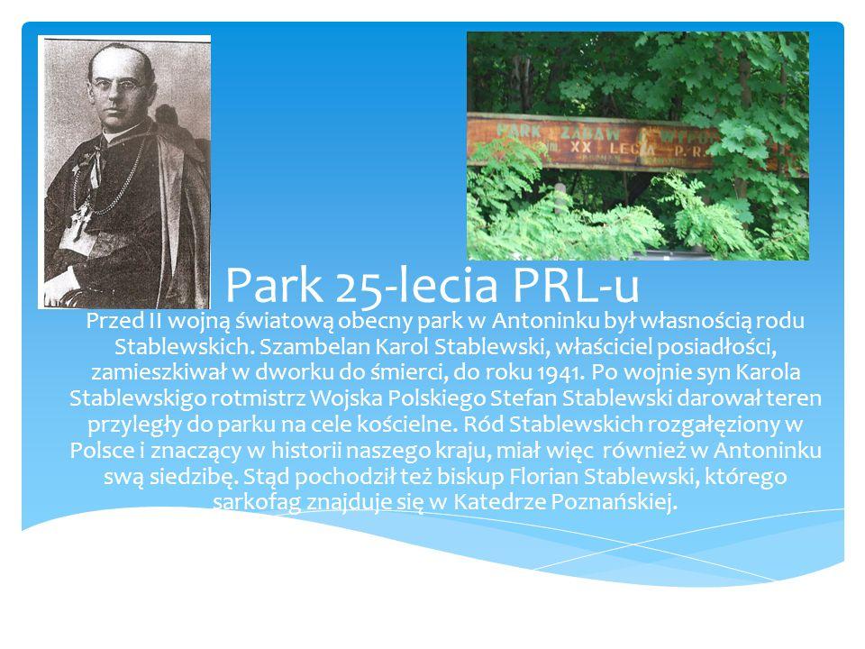 Park 25-lecia PRL-u