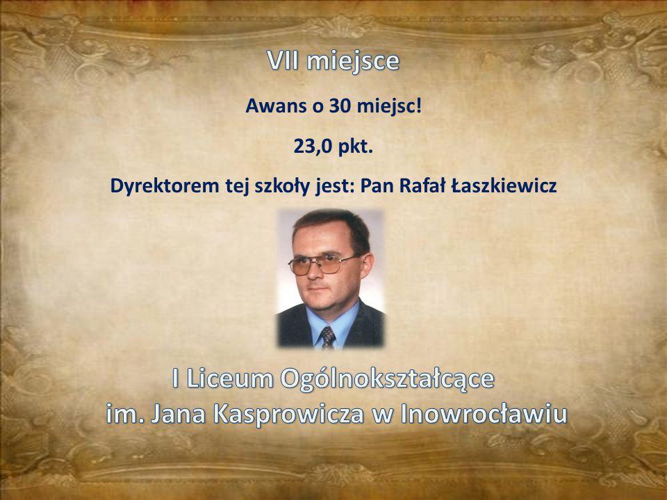 I Liceum Ogólnokształcące im. Jana Kasprowicza w Inowrocławiu