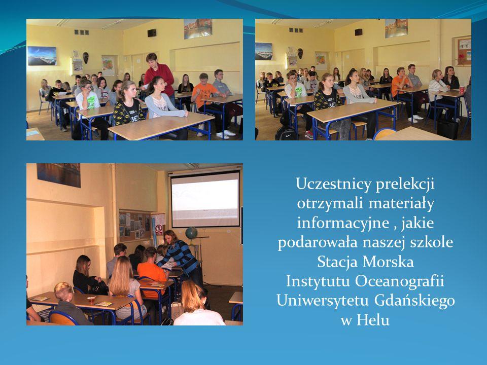 Instytutu Oceanografii Uniwersytetu Gdańskiego